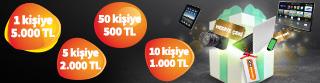 11 Eylül'e kadar faturalarınızı Garanti İnternet veya Garanti Cep'ten ödeyin, Teknosa.com'dan hediye çeki kazanın.