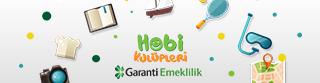 Garanti Bankası müşterileri de Hobi Kulüpleri'nin renkli dünyasıyla tanışıyor!