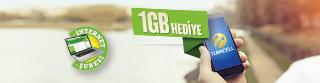 Turkcell İnternet Paketi Kampanyası