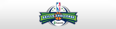 Through the Garanti-sponsored NBA Skills Challenge Basketball Competition, GarantiBank sought out the best young basketball players in Turkey.