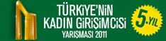 Türkiye'nin Kadın Girişimcisi Yarışması'nın 5. yılı için başvurular başladı.