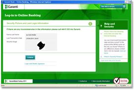 Internet Banking Login