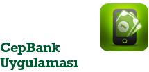 CepBank Uygulaması