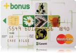 Bonus Card