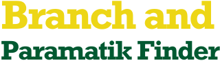 Branch and Paramatik Finder
