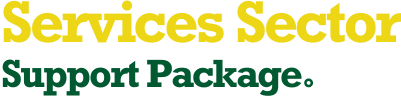 Services Sector Support Package