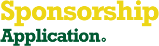 Sponsorship Application