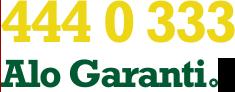 444 0 333 Alo Garanti