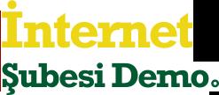 İnternet Şubesi Demo