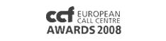 European Call Centre Awards 2008