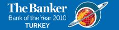 """Garanti'ye, The Banker'dan """"Türkiye'nin En İyi Bankası"""" Ödülü"""